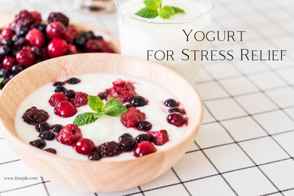 Manfaat Yogurt untuk Mengurangi Stress